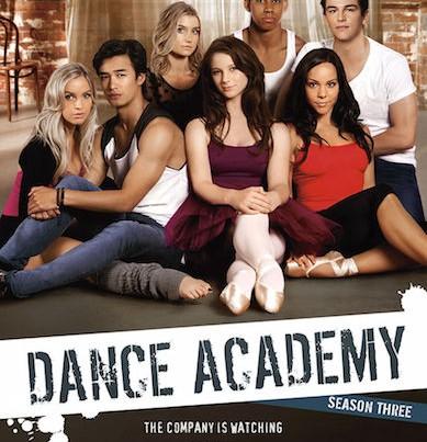Dance Acedemy S03